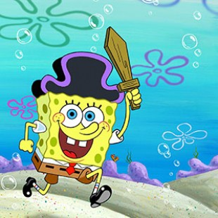 Spongebob The Pirate