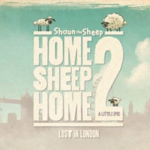 Home Sheep Home: Lost in London